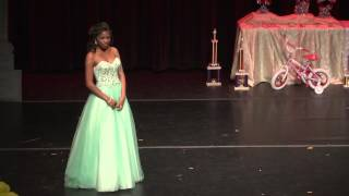 The 2015 Miss & Little Miss Juneteenth Scholarship