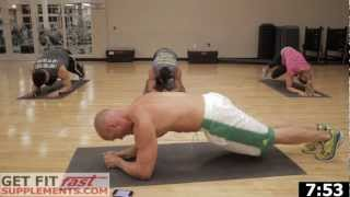 getlinkyoutube.com-Get Fit Fast Ab Workout-15 min of pain