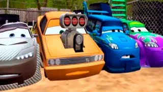 getlinkyoutube.com-CARS - Lightning Strikes Back | Disney / Pixar | Movie Game | Walkthrough #23 | *PC GAME*