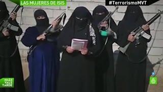 getlinkyoutube.com-Así es la vida de las mujeres de Daesh