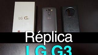 getlinkyoutube.com-Réplica 1:1 LG G3
