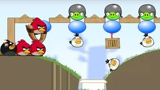 getlinkyoutube.com-Angry Birds Online Games - Episode Angry Birds Mission Impossible Levels 1-17 - Rovio Games