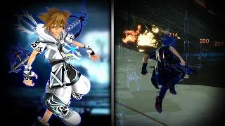 getlinkyoutube.com-Noctis' Final Form?! - Final Fantasy XV Leviathan Boss Fight (SPOILERS)