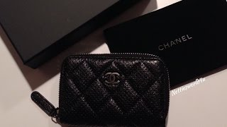 getlinkyoutube.com-Chanel Coin Purse Review & Comparison - 2015