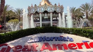 getlinkyoutube.com-California's Great America Review Santa Clara Amusement Park