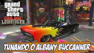 getlinkyoutube.com-GTA V - Tunando o Albany Buccanner CARRO NOVO DLC LOWRIDERS