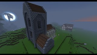 getlinkyoutube.com-(Danish) Minecraft Medieval Church tutorial