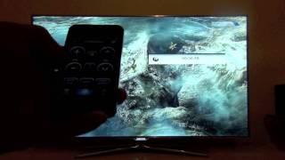 استعراض لتلفزيون سامسونغ دي 8000 - Review of Samsung D8000