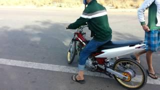 getlinkyoutube.com-Full Clip Test Dàn Hơi & 400M Ex Drag VN Đầu Búa RCT