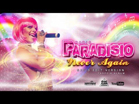 Never Again de Paradisio Letra y Video