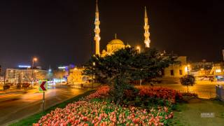 4K Istanbul Timelapse - City Of Contrasts