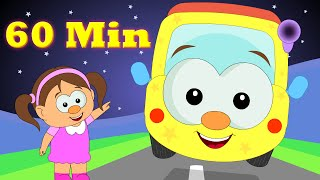 getlinkyoutube.com-Wheels On The Bus | Plus Lots More Popular Nursery Rhymes Collection For Babies From HooplakidzTV