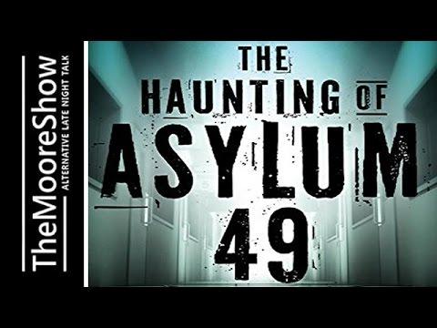 The Haunting of Asylum 49 – Bridging Consciousness into the ghost phenomenon