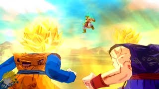 getlinkyoutube.com-Dragon Ball Z Budokai Tenkaichi 2 - Story Mode -  | Broly The Second Coming | (Part 41) 【HD】
