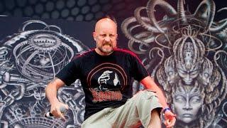 Meshuggah at Heavy Montreal 2015