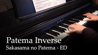 getlinkyoutube.com-Patema Inverse - Sakasama no Patema ED [piano]