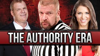 "getlinkyoutube.com-WWE 2K14 Story - ""The Authority Era"" (Episode 1)"