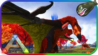 Ark: Survival Evolved   DodoWyvern Boss Fight, Starting TEK, Pulse Rifle #16 (Modded Ark Extinction)