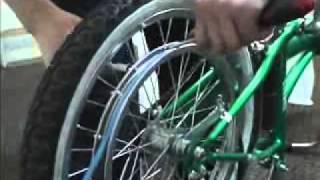 "getlinkyoutube.com-ВЕЛОДВИГАТЕЛЬ  ""МЕТЕОР - 1.5"" (Сборка)(The engine for a bicycle)"
