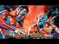 The Rock & Stone Cold slug it out: WWE Canvas 2 Canvas