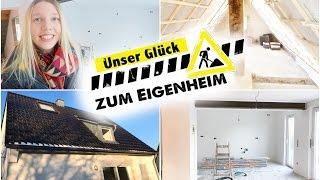 getlinkyoutube.com-HAUS UPDATE | Wände streichen und Dachbodenausbau | Folge 15 | Isabeau