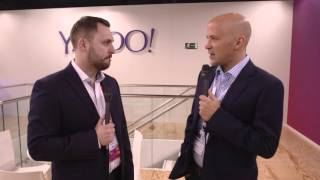 Mobile World Congress 2016: Nick Hugh, Yahoo