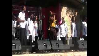 NOMZAMO 'ZAZA' DLAMINI -- BUSHFIRE FESTIVAL 2011
