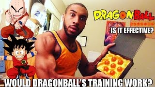 Would Master Roshi's FITNESS Training Actually Work?