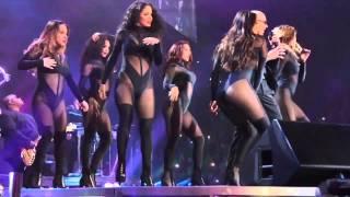 getlinkyoutube.com-Enrique Iglesias Pitbull concert El Paso Tx Jan, 27, 2015
