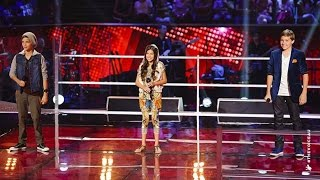 getlinkyoutube.com-Ethan, Isabella and Jamie Sing Story Of My Life | The Voice Kids Australia 2014