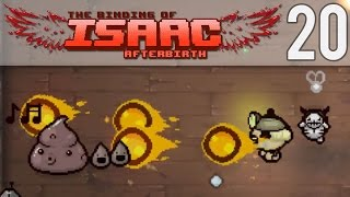 getlinkyoutube.com-The Binding Of Isaac: Afterbirth Gameplay - Episode 20 - Flaming Shots!