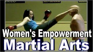 getlinkyoutube.com-Women's Empowerment: Martial Arts