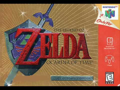 Zelda: Ocarina Of Time (Music) - Ganondorf Battle -x1uXlciPTs0