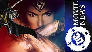getlinkyoutube.com-Early Wonder Woman Reactions, Lego Batman Dominating & More! - DC Movie News
