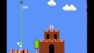 getlinkyoutube.com-NES/Famicom Game: Super Mario Bros [Japan] (1985 Nintendo)