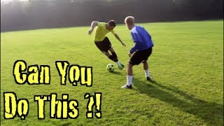 getlinkyoutube.com-Learn FOUR Amazing Football Skills!  CAN YOU DO THIS!? Part 1 | F2Freestylers