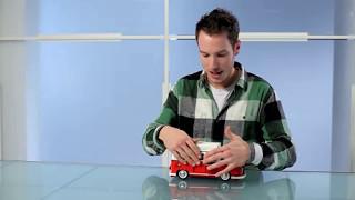 getlinkyoutube.com-Volkswagen T1 Camper Van - LEGO Creator - Designer Video 10220