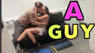 getlinkyoutube.com-MAKE OUT WITH A GUY!!!