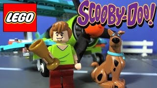 getlinkyoutube.com-LEGO Scooby-Doo Mystery Plane Adventures 75901