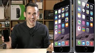 iphone 6 - should you upgrade? review and comparison with iphone 5 / 5s / 4 and 4s