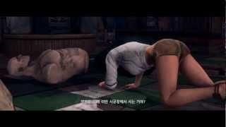 getlinkyoutube.com-Saints Row 3 The Third Heroine(Female Character) All cut scene