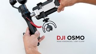 getlinkyoutube.com-DJI Osmo with Joby Phone Clamp and RODE VideoMicro
