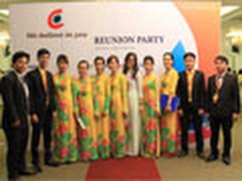 Hội nghị tổng kết và Tiệc tất niên Namcong Family 2015