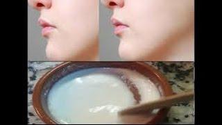 البياض الكوري ماسك لتبييض البشرة 5 درجات  وازالة التصبغات وعلاج الخطوط الرفيعة بمكونين فقط
