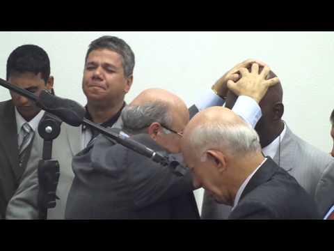 Congregação Cristã-Min.Jandira Ordenação em UBERLÂNDIA (MG). FOI LINDO!