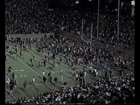 Marshall Thundering Herd 1996 football season review Vol 5