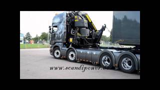getlinkyoutube.com-Pierre Häll Scania V8
