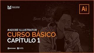 getlinkyoutube.com-01 Curso de Illustrator CC para principiantes: Menú Archivo y Movimientos Básicos