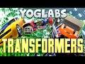 Minecraft Mods - Transformers - YogLabs