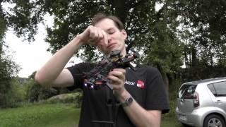 getlinkyoutube.com-Runner 250 Advanced Prototyp - Erstflug